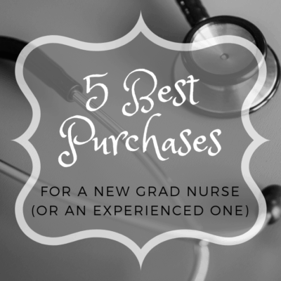 5 Awesome Tools for Nurses (both new and experienced)