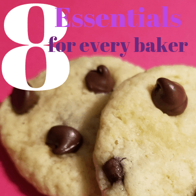 Essentials tools for baker