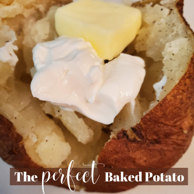 How To Make The Perfect Baked Potato: The Best Microwave, Oven, Grill and Crockpot Instructions